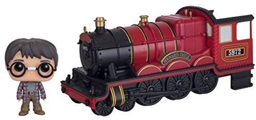 Funko Pop! Rides Harry Potter: Hogwarts Express Engine + Harry Potter
