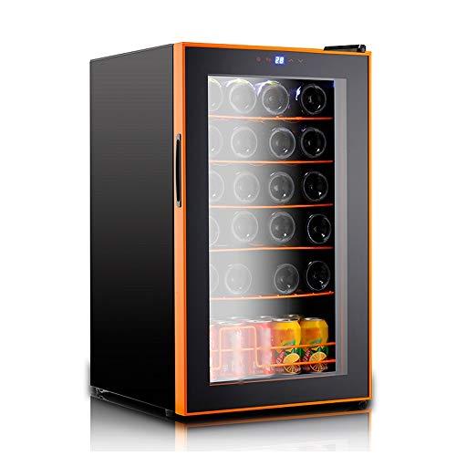 Xiao Huang li Wijnkoelkast koelkast/24 champagneflessen/constante temperatuur/afmetingen 43 x 51 x 72 cm/60 W, spanning 220 V/teller voor wijnkelder