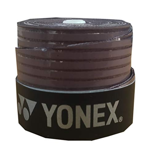 Yonex ET 903 Rubber Badminton Grip (Brown) Badminton Grip