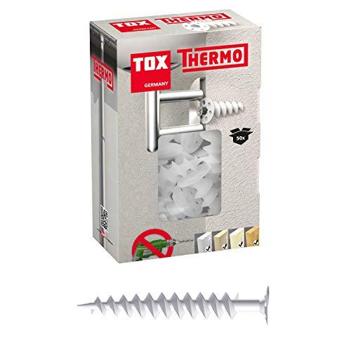 TOX Dämmstoffdübel Thermo 50 mm, 50 Stück, 072100221