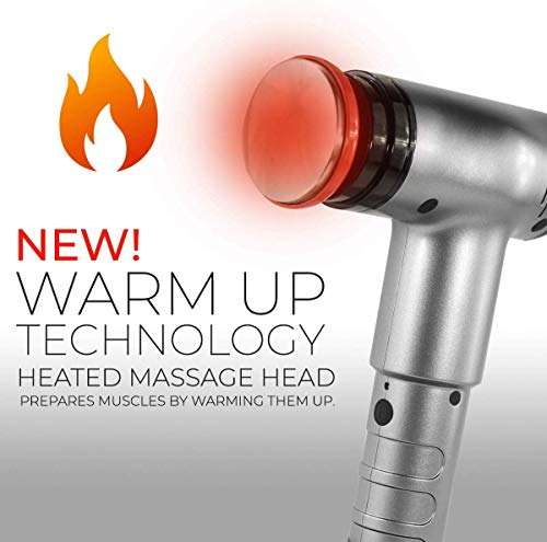 Evertone Prosage Evertone Prosage Thermo Massage Gun with Percussion Heated Warm Up Technology