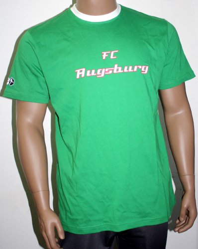Do You Football FC Augsburg FCA T-Shirt Grün Gr. L Bundesliga Fan-Artikel 29868