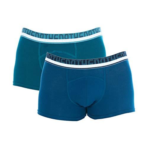 Athena Herren Boxershort Gr. XXL, blau