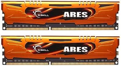 G.SKILL Ares Series 16GB (2 x 8GB) 240-Pin DDR3 SDRAM 1333 (PC3 10666) Desktop Memory F3-1333C9D-16GAO