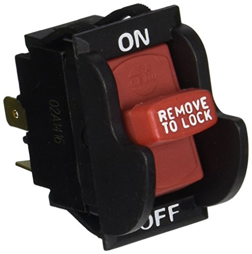 Superior Electric SW7A Aftermarket On-Off Toggle Switch for Delta 489105-00 & Ridgid 46023