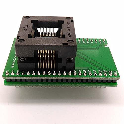 TQFP44 4 years warranty FQFP44 Max 54% OFF QFP44 to DIP44 OTQ-44-0.8-14 Pi Programming Socket