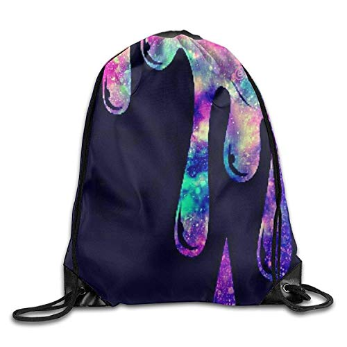 Etryrt Prämie Turnbeutel,Sporttaschen, Color Raindrops Thanksgiving Unisex Gym Drawstring Shoulder Bag Backpack String Bags