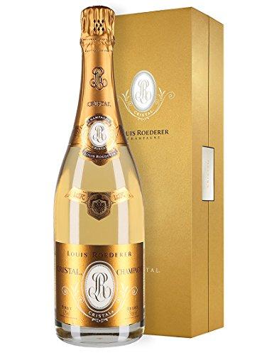 Champagne AOC Brut Cristal Millesime Louis Roederer 2008 0,75 L Astucciato