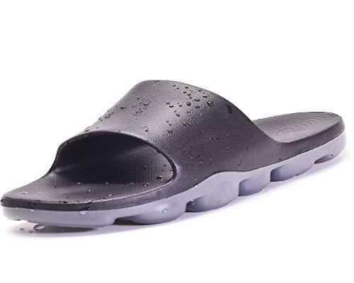 Zapatos de Playa y Piscina Hombre Zapatillas de baño Zapatillas de Piscina Mujeres Zapatos de Playa y Piscina Unisex Antideslizante Chanclas de Pareja