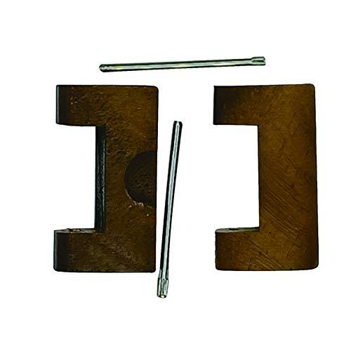 Accessori per cinturini in legno da uomo WX-032 (Walnut)
