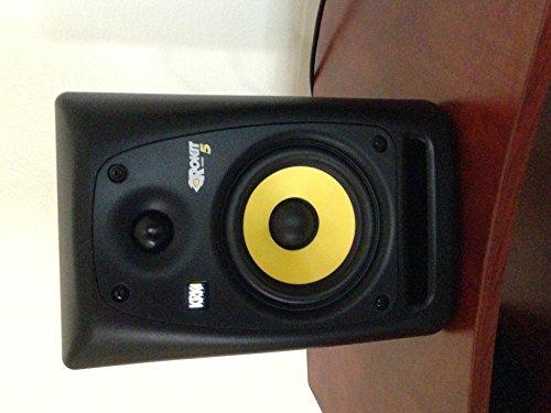 For Sale! KRK Rokit RP5 G2 Powered Desktop Studio Monitors Pair w/ XLR Cables