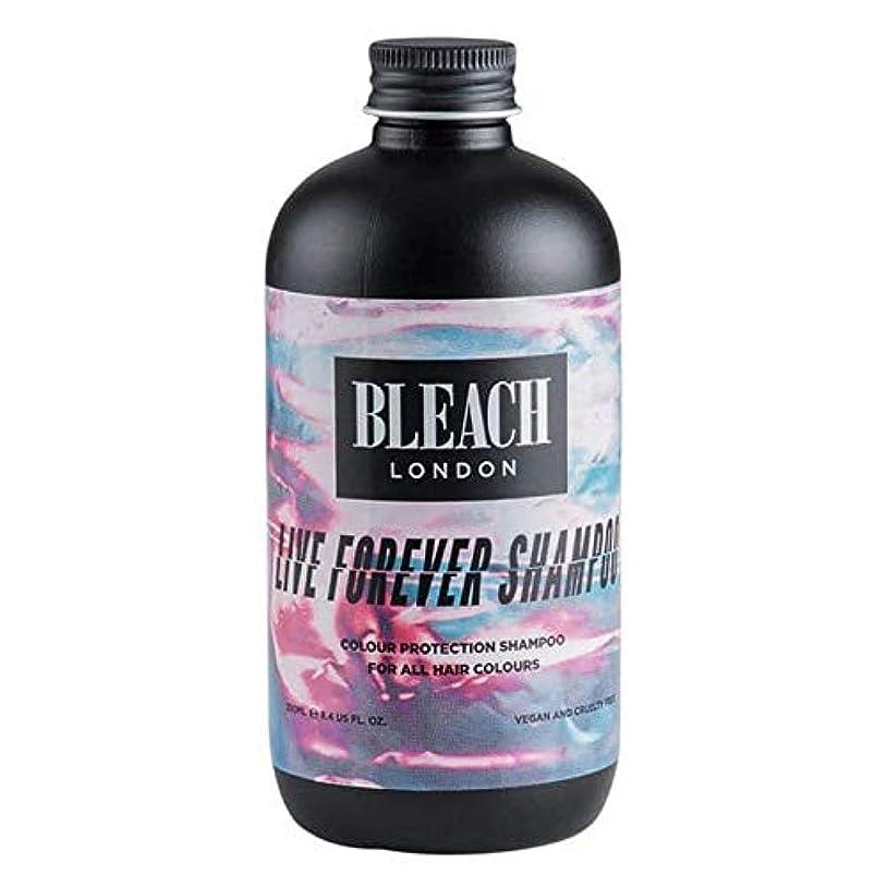 再生拒否シンジケート[Bleach London ] 漂白ロンドン永遠シャンプー250ミリリットルを生きます - Bleach London Live Forever Shampoo 250ml [並行輸入品]