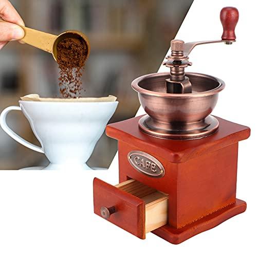 COHU Molinillo de café, Molinillo de café Manual Resistente al Desgaste para Familiar