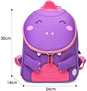 Best Quality - Neoprene School Backpack - Fashion Kids Backpack Girls 3D Lovely Bear School Bags