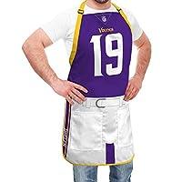 Party Animal Adam Thielen Minnesota Vikings Player Jersey Apron