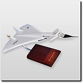 Planejunkie Aviation Desktop Model - North American XB-70 Valkyrie Model - Aviation Art