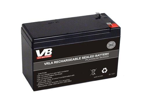 WKA12-8F2 SLA Battery - 12 volt 8ah (amp hour) Genuine Brand