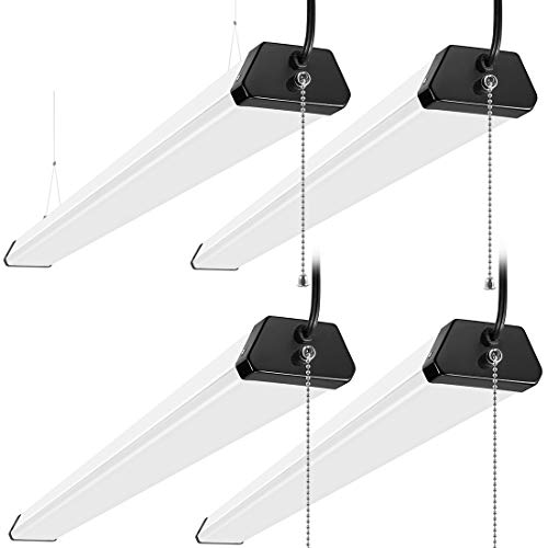 FrenchMay 4FT 4800LM Linkable LED Utility Shop Light