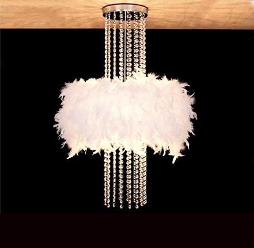 AB Decoratie kroonluchter restaurant café bar decoratie kroonluchter wandlamp smeedijzer modern minimalistische kroonluchter kristal persoonlijkheid creatief lief romantiek de