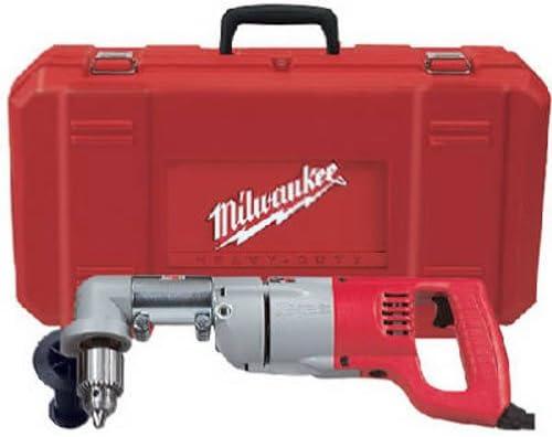 Milwaukee Angle Drill – 3107-6 7.0 Amp 1/2-Inch