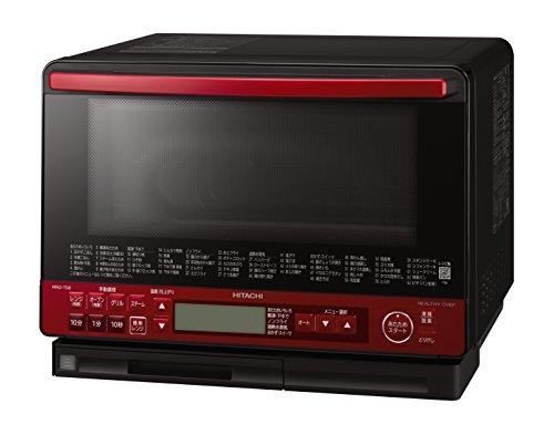 Wastafel plate BHT-R TS8 verwijderen Hitachi stoomoven 31L triple gewichtssensor oververhitte stoom gezond menu breed en vlak compartimenten
