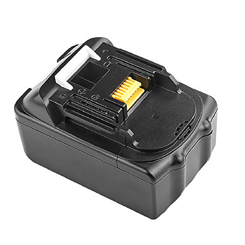 ARyee BL1840 LXT Lithium-Ion Replacement Battery for Makita BL1815 BL1830 BL1820 BL1850 BL1840 BL1850B-2 LXT-400 BL1845 194205-3 BL1860 194204-5 Cordless Power Tools Batteries 4000mAh 18V (1)