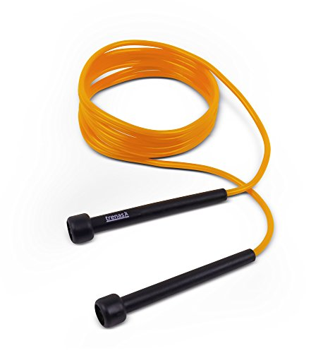 Springseil, Speed Rope 3,40 Meter, orange