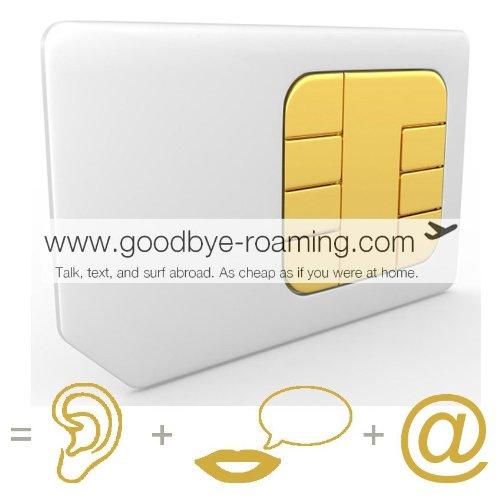 Tarjeta SIM Prepago de España (por internet y llamadas/