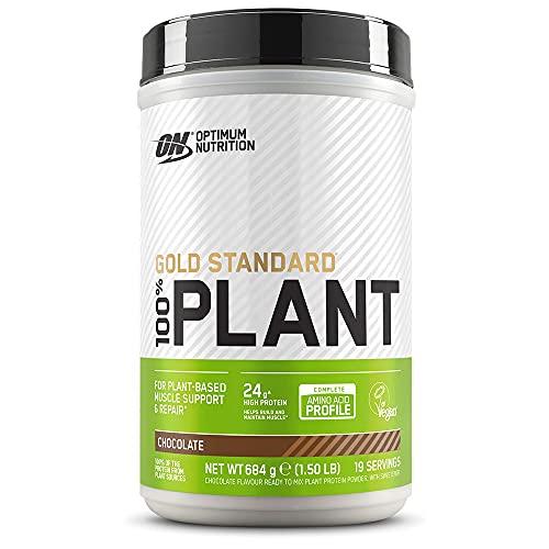Optimum Nutrition ON Gold Standard 100% Plant Protein, High Protein Vegan...