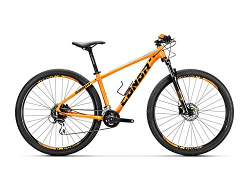 """Conor 7200 29"""" Bicicleta, Adultos Unisex, Naranja (Naranja), S"""