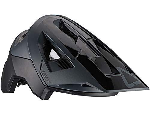 Leatt 4.0 AllMtn V21.1 - Casco de ciclismo para adulto, color negro y mediano