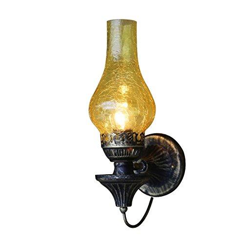 Rétro Lampe/Bar Balcon Allée Applique Chambre Antique Fer/Applique Murale