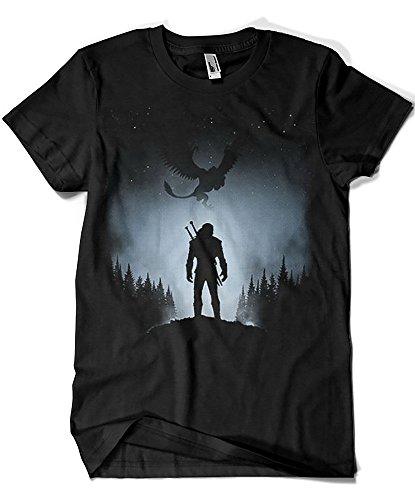 4556-Camiseta Premium, White Wolf (ddjvigo)