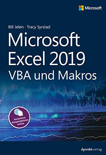 Microsoft Excel 2019 VBA und Makros (Microsoft Press)
