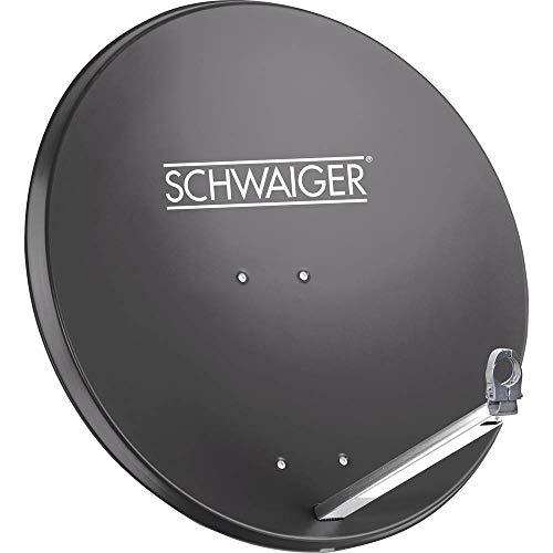 SCHWAIGER SPI991.1SET SAT-installatie zonder ontvanger aantal deelnemers 4