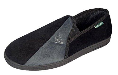 Zapatillas de casa de hombre Dunlop Winston II, con suela suave super confortable