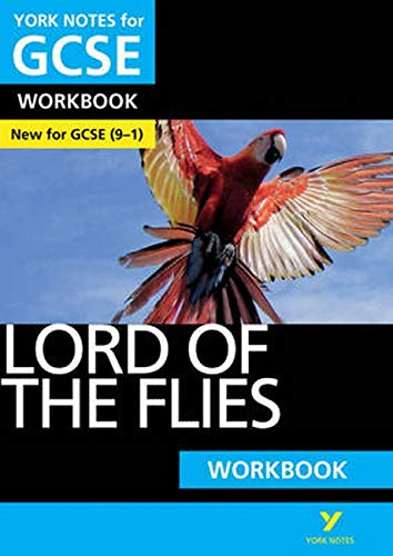 Lord of the Flies: York Notes for GCSE (9-1) Workbook
