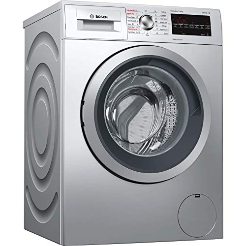 Bosch Serie 6 WVG3047SGB 7kg Wash 4kg 1500rpm Dry Freestanding Washer Dryer - Silver
