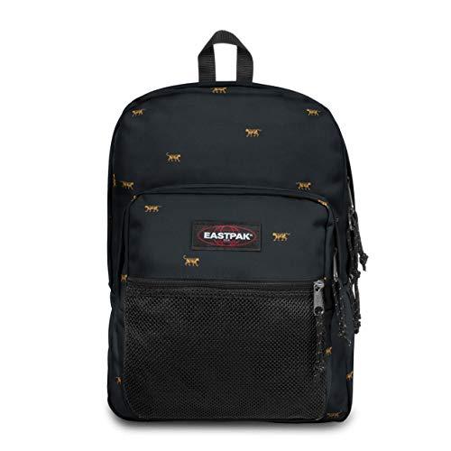 Eastpak Pinnacle Backpack, 42 cm, 38 L, Mini Tiger (Black)