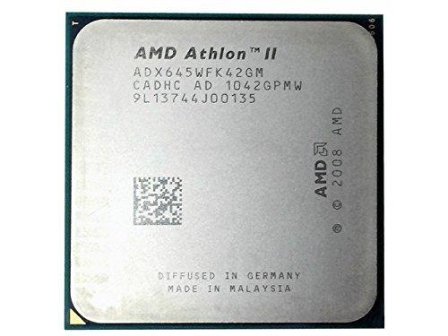 AMD Athlon II X4 645 Procesador de CPU cuádruple núcleo de 3,1...