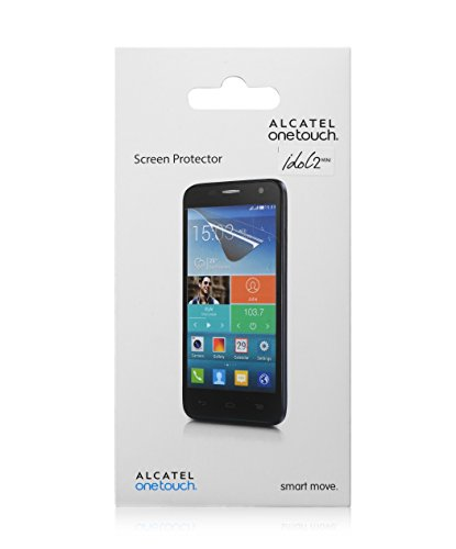Alcatel gbnh18 N0051 C7 – Bildschirmschutzfolie (Alcatel, Handy/Smartphone, Transparent, Alcatel One Touch Idol 2 Mini)