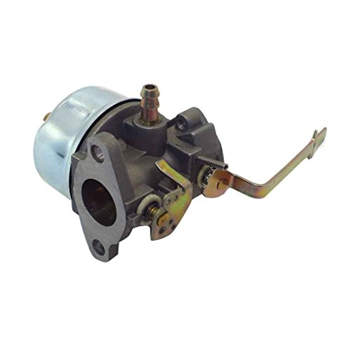 Carburetor for Craftsman Edger Tecumseh 632615 632208 632589 H30 H35 3.5HP Motor Carb with Gasket