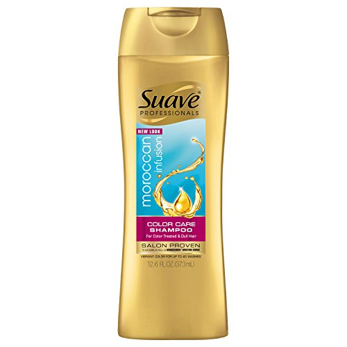 Suave Professionals Moroccan Infusion Color Care Shampoo, 12.6 Ounce by Suave