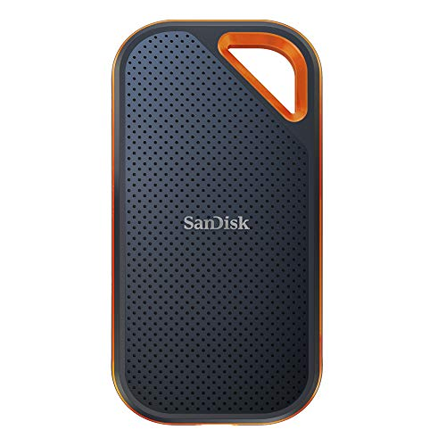 Our #6 Pick is the SanDisk 500GB Extreme PRO Portable External SSD