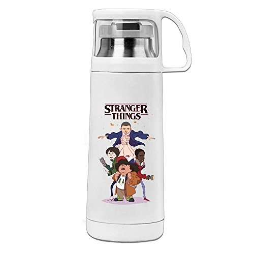 HAULKOO Stranger Things Stainless Steel Traveling Cup