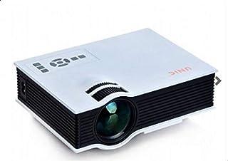Unic UC40 Mini Portable Projector, White