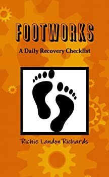 Paperback Footworks: A Daily Recovery Checklist Book