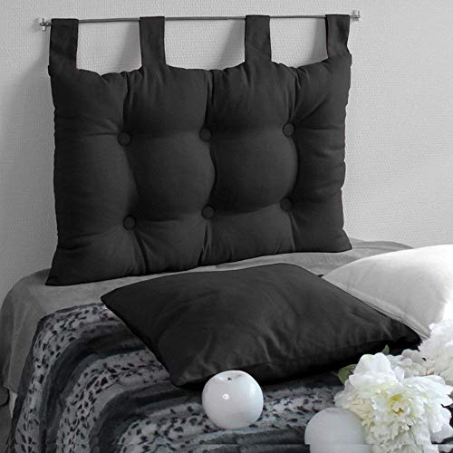 Tête de lit à Pattes - 45 x 70 cm - Différents Coloris - Anthracite