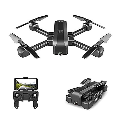 GPS Drone 4K WiFi FPV Camera Drone con Occhiali VR Doppia Fotocamera Professionale Zoom 50X Flusso Ottico Quadcopter Pieghevole Smart Follow Gesture Photo