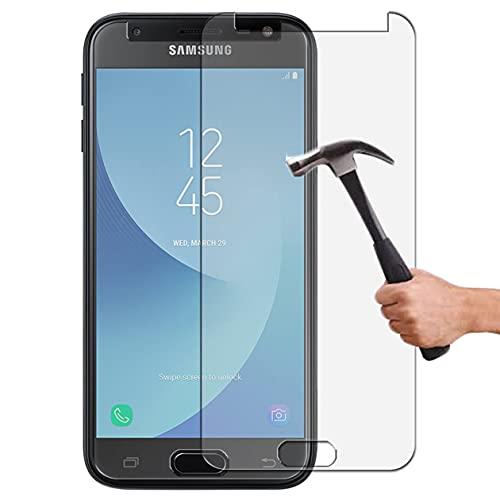Lapinette Protector de Pantalla Compatible con Samsung Galaxy J7 2016-2 Piezas -...